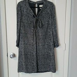 Herringbone Kate Spade dress size L